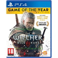 Promo PROMO!! PS4 The Witcher 3 Game of the Year Edition (Reg 1, English) Bagus