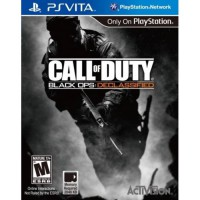 Promo PS VITA CALL OF DUTY: BLACK OPS DECLASSIFIED PSVITA Bagus