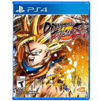 Promo PS4 Dragon Ball Fighter Z R3 / Reg3 Bagus