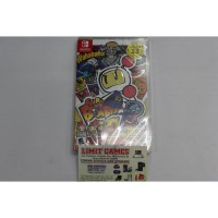 Promo NSWITCH super bomberman games Bagus