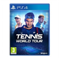 Promo PS4 Tennis World Tour (R3 / Reg 3 / English, Playstation 4 Game) Bagus