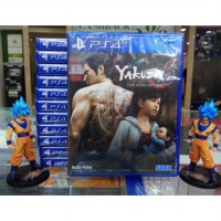 Promo Game Ps4  YAKUZA6 THE SONG OF LIFE Bagus