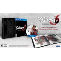 Promo PS4 YAKUZA 6 THE SONG OF LIFE Bagus