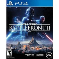 Promo PS4 STAR WARS BATTLEFRONT II reg 3 Bagus