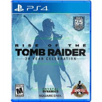 Promo PS4 Rise of the Tomb Raider (R2 / Region 2 /English Playstation4 Game) Bagus