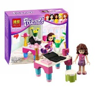 Brick Bela Exclusive Friends Single Character Olivia Edition