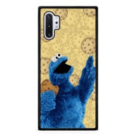 Cookies Monster L0080 Samsung Galaxy Note 10 Plus Case