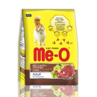CPPETINDO Me-O Beef Adult Cat Food 1,1kg