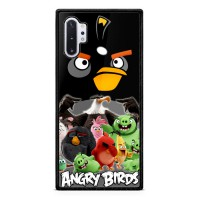 Angry Birds Full Team L1074 Samsung Galaxy Note 10 Plus Case