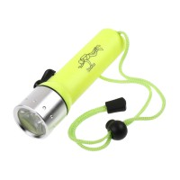 Senter Selam | Flashlight For Diving Cree 3W Led | Senter Anti Air