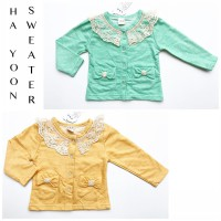 IMPORTED!! HA YOON SWEATER dress anak jaket anak sweater bayi babeebabyshop