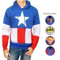 Jaket Sweater Superhero / Mens Superhero Jacket and Sweater / Best Item