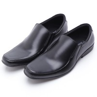 Dr.Kevin Leather Shoes 13198 Black