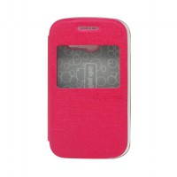 EXCELLENCE FLIP COVER ENIGMA SINGLE VIEW SAMSUNG GALAXY POCKET 2 / G110 - PINK