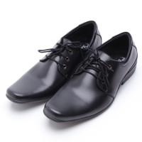 Dr.Kevin Formal Shoes Leather 13199 Black