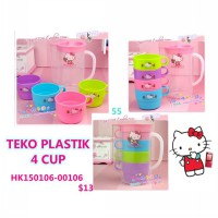 TEKO HELLO KITTY DAN CUP