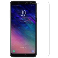 Anti Gores Kaca Tempered Glass SAMSUNG A8+ A8 PLUS 2018 Clear Bening High Quality