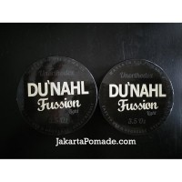 Dunahl Pomade Fussion light 3.5oz Free sisir