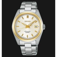 Seiko Presage SARB070 Man Automatic 23 Jewels Gold Tone Dial Stainless