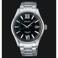 Seiko Presage SARX003 Man Automatic 23 Jewel Black Dial Stainless Stee