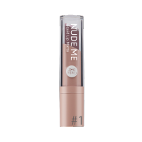 Cathy Doll Nude Me Liquid Lip Matte 01 True Brown 4gr