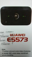 Wireless Router/WiFi/MiFi Router HUAWEI E5573 Bundling TELKOMSEL 14GB