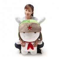 PROMO! Boneka Xiaomi Super Big Mitu Rabbit Doll Original 75cm (Diskon 25%)