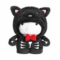 PROMO! Boneka Xiaomi Mi Bunny MiTu Rabbit - Black Cat Version (Diskon 65%)