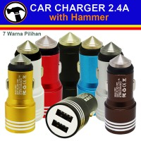 Charger Mobil With Hammer