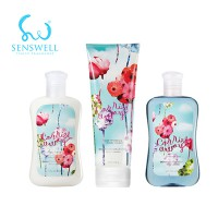 Get 3pcs Body Luxuries Body Lotion 236ml+Shower Gel 295ml+Body Cream 226g Carried Away