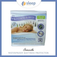 SLEEP CENTER Protect A Bed Smooth Mattress Protector - 180x200