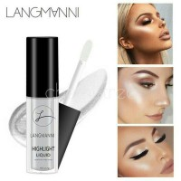 Highlighter illuminator contouring liquid highlighter face glow