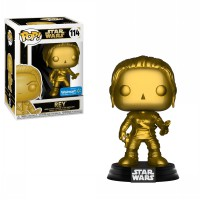 Funko POP Star Wars: Rey (GP) (MT)