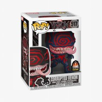 Funko Pop Marvel- Corrupted Venom IE #517