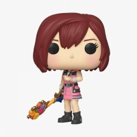 Funko Pop Disney : Kingdom Hearts 3 S2- Kairi w/ Keyblade #624