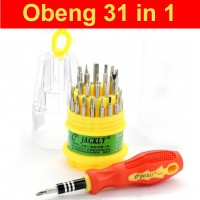 Obeng Complete Set 31-in-1 / Screwdriver Set Perkakas Lengkap