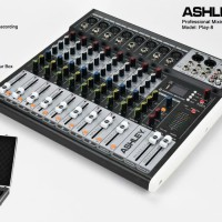MIXER 8 CHANNEL ASHLEY