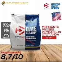 NEW Dymatize Elite Whey Protein Isolate 10lbs