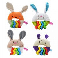 Bedtime Bear Squeeze Me Rattle