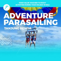 Adventure Parasailing Voucher di Tanjung Benoa watersport