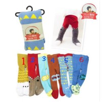 little me new motif / Legging tutup Kaki anak / Anti Slip