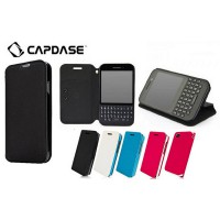 Capdase Sider flip stand full Baco soft Case casing BB Blackberry Q5