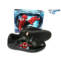 Disney spiderman msc002 size 28 sd 33 hitam