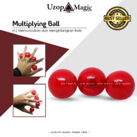 Multiplying Ball (Alat sulap, Sulap Bola, Bola Mainan)