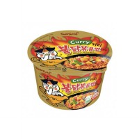 Samyang Curry BIG BOWL Logo Halal
