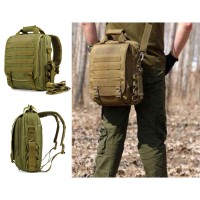 Tas Laptop Army / Army Backpack