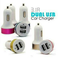 CHARGER MOBIL DUAL PORT USB