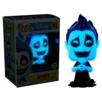 Funko POP! Disney Hercules - Hades (Glow in the Dark) (Exclusive) #381