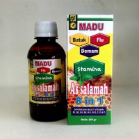 Madu As Salamah 8 in 1