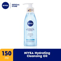 NIVEA Hydrating Cleansing Oil 150ml